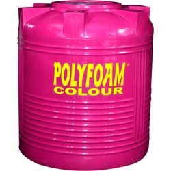 Polyfoam Colour Water Storage Tanks