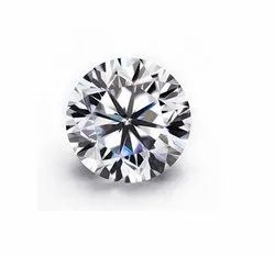 1.09ct HRD Certified Lab Grown Diamond CVD E SI1 Round Brilliant Cut 1 Stone