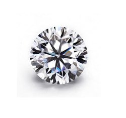 CVD Diamond 1.09ct E SI1 Round Brilliant Cut HRD Certified Stone