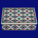 Marble Box Rectangle Design