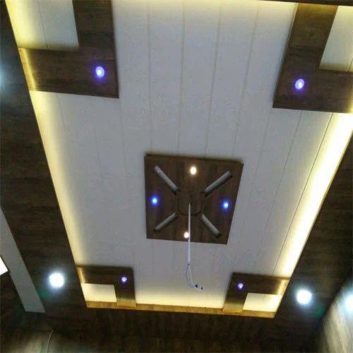 Brown POP False Ceiling, Rs 130 /square feet, GSAK ...