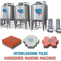Paving Block Hardener Making Machine