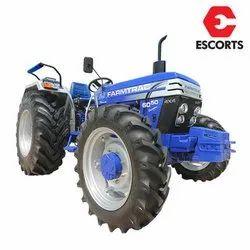 Farmtrac 6050 Executive 4x4, 50 hp Tractor, 1800 kg