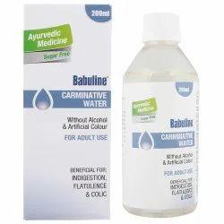 200ml Babuline Carminative Water