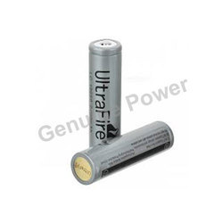 Ultrafire 2400 Mah 18650 Ion Battery