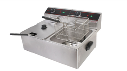 Electric/Gas Double Fryer
