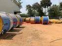 KEI Copper Armoured UG Cables