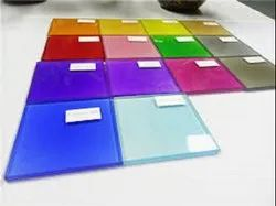 Square Laminated Glass