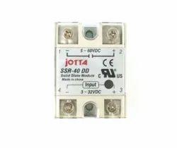 SSR-40DD 40A 3-32V DC to 5-60V DC SSR 40DD Relay Solid State