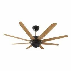 Walnut Black Havells Octet 8 Blade Ceiling Fan