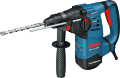 Bosch GBH 3-28 DRE 3.5 kg Hammer With Rated Input Power: 800 W And Impact Energy: 0 - 3, 5 J