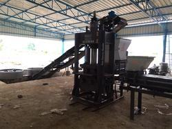 Automatic Fly Ash Bricks Machine (Model :BEW - FA100)