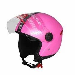 Grand Open Face Helmet (Pink)