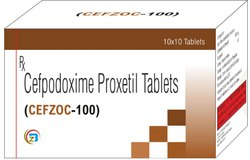 Cepodoxime Proxetil Tablets
