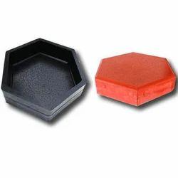 Interlocking Hexagon Paver Mould