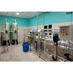 SS Water Recovery RO Systems