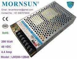 Mornsun LM200-12B48 Power Supply