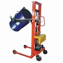 Semi Electric Drum Picker Lifter Cum Tilter