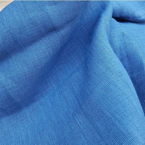 Natural Indigo Dyed Linen