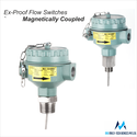 Magnetically Coupled Ex-Proof Type Flow Switches
