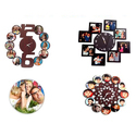 Sublimation MDF Wooden Wall Clocks