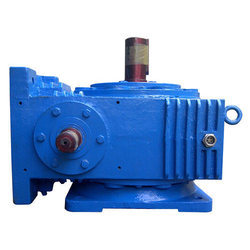 Horizontal Worm Reduction Gearbox