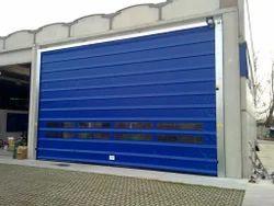 High Speed Fold Up Doors