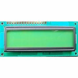 JHD161 16X1 Green LCD Display
