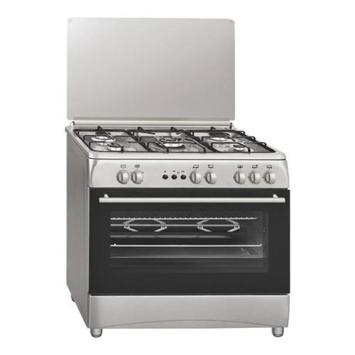 Stainless Steel + Glass Elica F 9502 Xgrh Cooking Range, 900 X 610 X 925 Mm