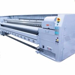 Roll To Roll UV Printer