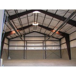 MS Warehouse Roofing Shed
