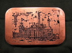 Copper Etching Labels
