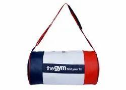 Polyester Black Mens Gym Bag