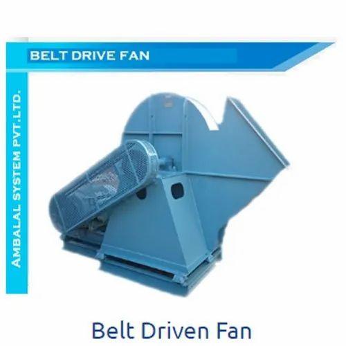 Upto 500hp Belt Driven Fan