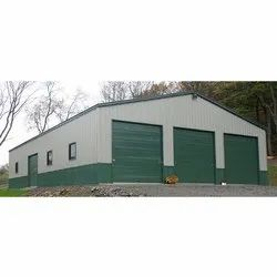 Mild Steel Prefab Prefabricated Metal Building