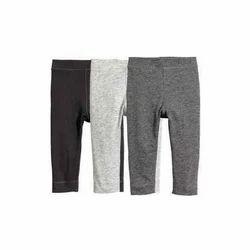 Plain Cotton Ladies Leggings, Size: Small, Medium and Large