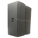 RCF Dual 15 DJ Cabinet