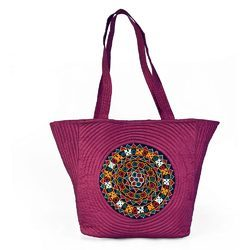 Designer Kutch Embroidered Shoulder Bag