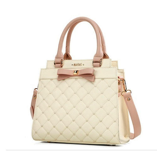 fcdc4a979a24 Pattern Ladies White Stylish Hand Bag