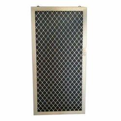 Aluminum Mesh Window