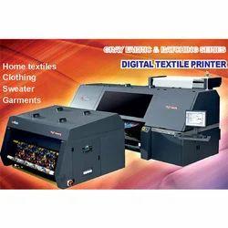 Automatic Digital Textile Printer
