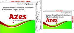 Lycopene Omega-3 Fatty Acids Multivitamin & Multimineral