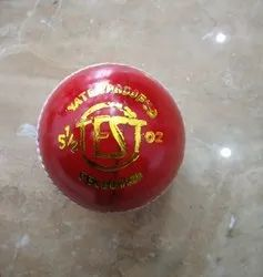 Water Proof Test Leather Cricket Ball