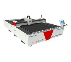 High Speed Fiber Laser Cutting Machine CMA2040C- G- A