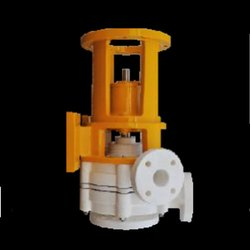 Vertical Series Non Metallic Chemical Process Pump