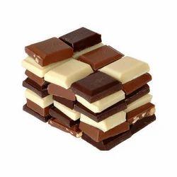 Piece Tasty Milk Chocolate