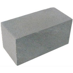 Rectangular 5 Inch Concrete Brick, For Side Walls
