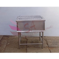 Stainless Steel Bbq Grill Stainless Steel Barbeque Grill