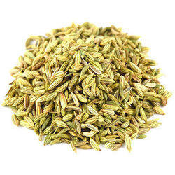 Kanishka Green Fennel Seeds (Souff), Packaging Type: PP, 25 And 50 Kg