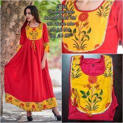 Exclusive Cotton Kurtis